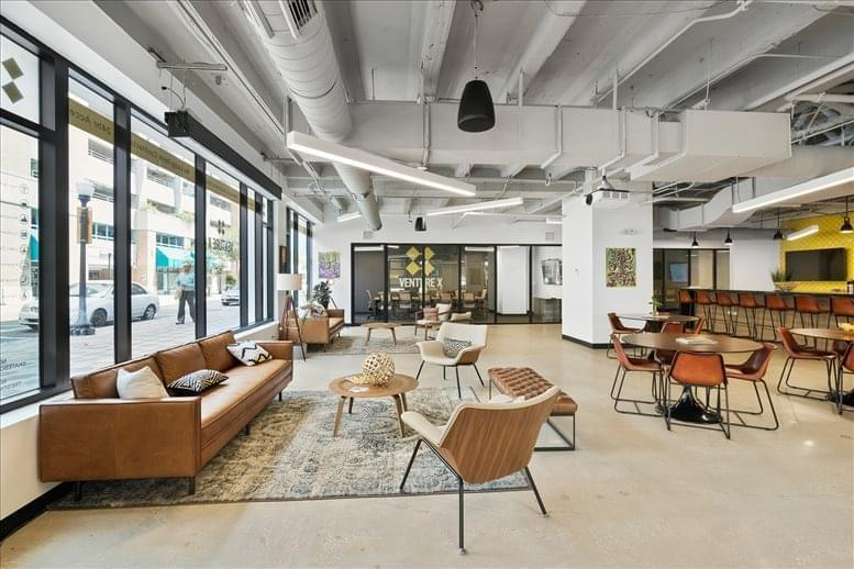 This is a photo of the office space available to rent on 100 East Pine, Downtown