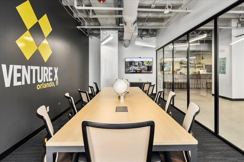 100 East Pine, Downtown Office Space - Orlando