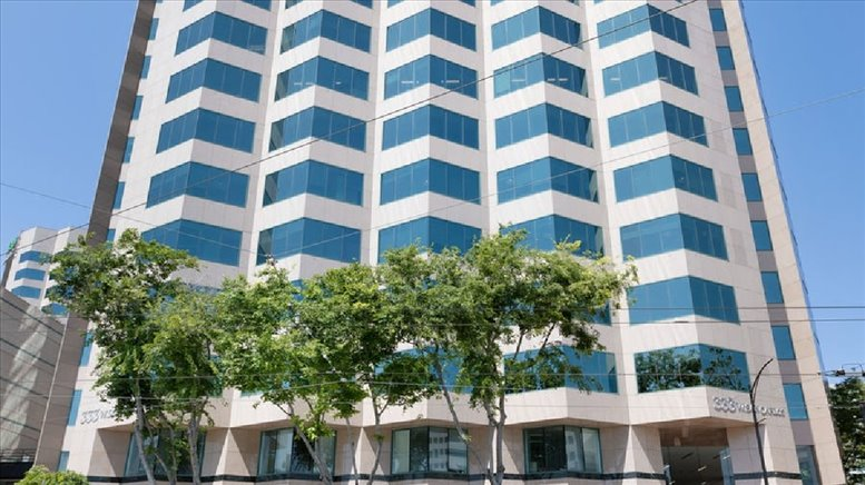 Riverpark Tower, 333 West San Carlos Street, Downtown Office Space - San Jose