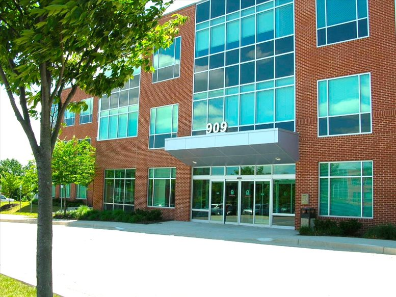This is a photo of the office space available to rent on 909 Ridgebrook Rd
