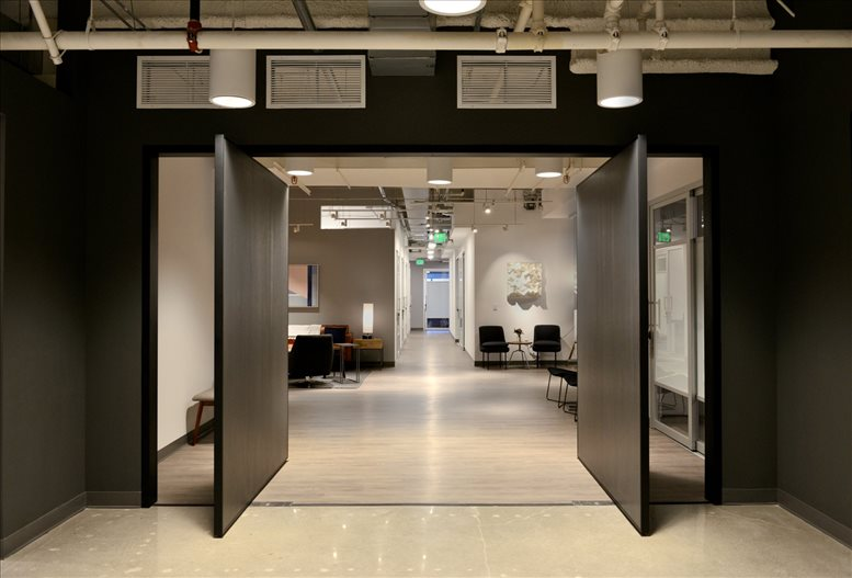 This is a photo of the office space available to rent on CMC, 110 E 9th St, 12th Fl, Downtown