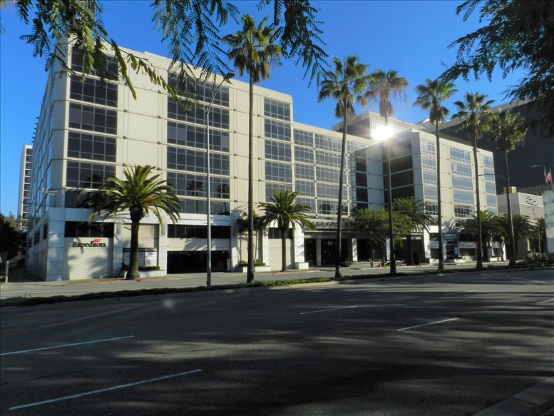 Photo of Office Space available to rent on Airport Spectrum, 5757 W Century Blvd, Westchester-Playa Del Rey, Los Angeles