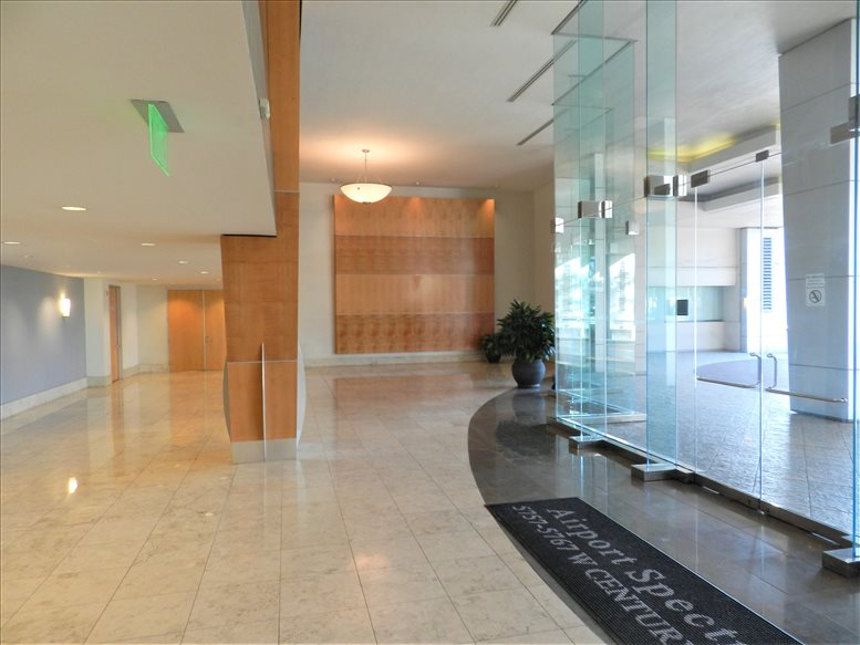 This is a photo of the office space available to rent on Airport Spectrum, 5757 W Century Blvd, Westchester-Playa Del Rey
