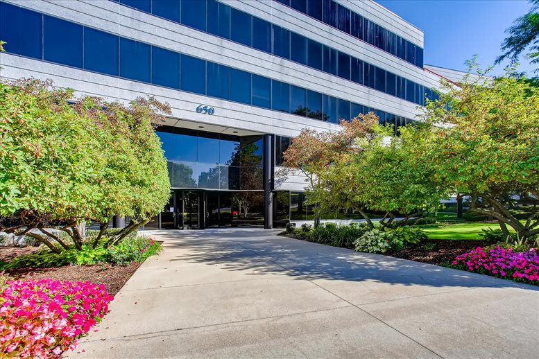 Corporetum Office Campus, 650 Warrenville Rd Office for Rent in Lisle