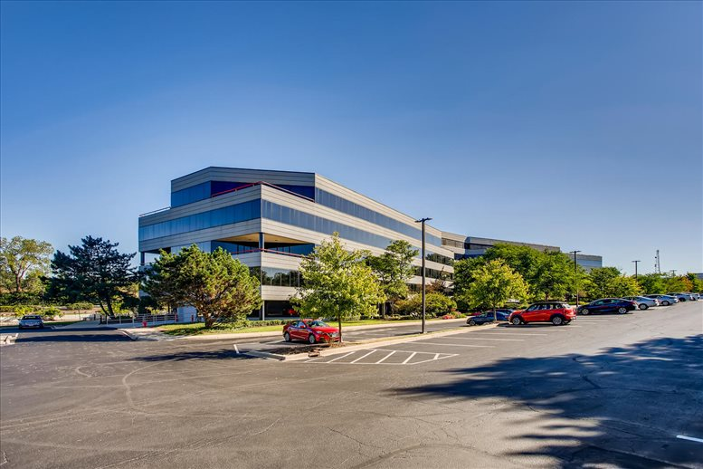 Picture of Corporetum Office Campus, 650 Warrenville Rd Office Space available in Lisle