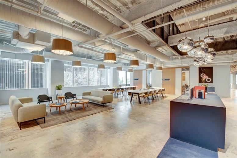 Saint Paul Place available for companies in Dallas