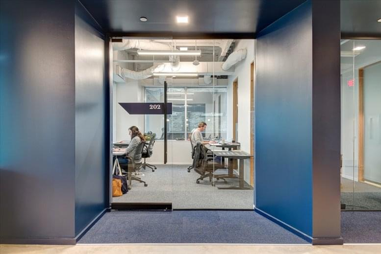 Photo of Office Space on Saint Paul Place, 750 North St Paul St, Dallas Arts District, Downtown Dallas