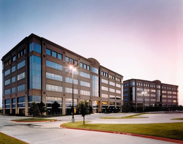 5700 Tennyson Pkwy, Legacy Office Space - Plano