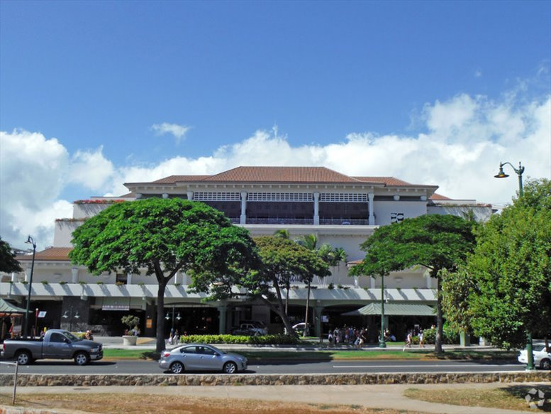 1450 Ala Moana Blvd. available for companies in Honolulu