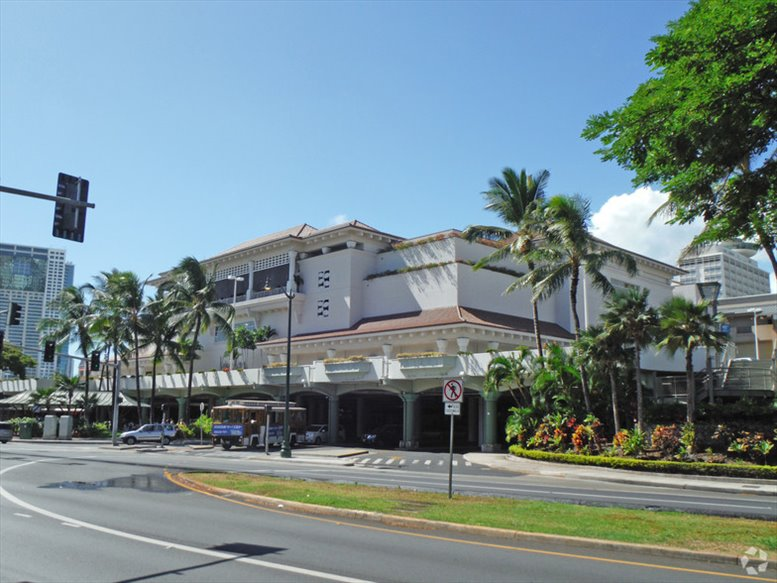Office for Rent on 1450 Ala Moana Blvd., Unit 1320 Honolulu