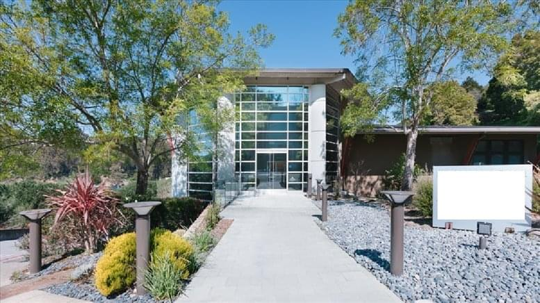 1 Belvedere Drive available for companies in Larkspur