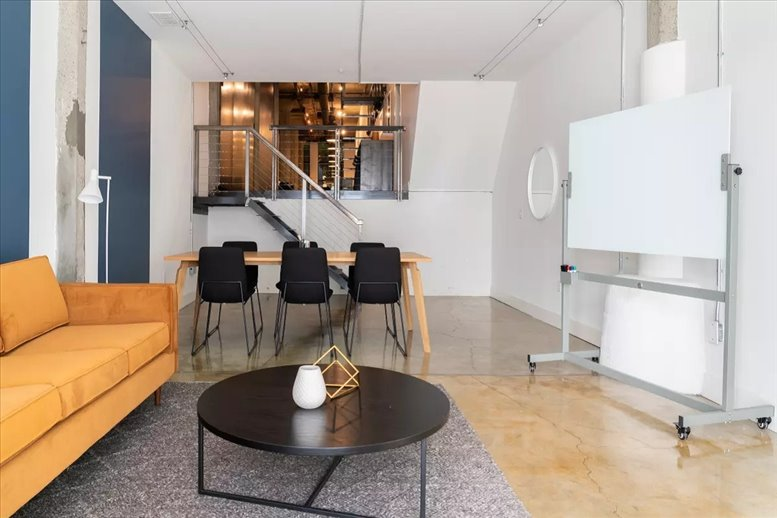 This is a photo of the office space available to rent on 164 Townsend Street
