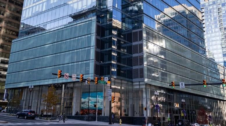 CEB Tower @ Central Place, 1201 Wilson BLVD, Rosslyn Office Space - Arlington