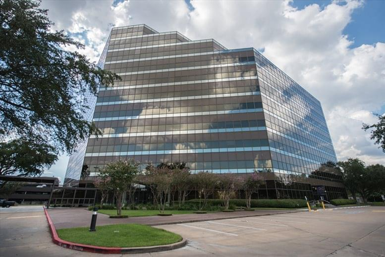 9801 Westheimer Rd, Westchase Office Space - Houston