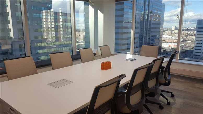 This is a photo of the office space available to rent on 111 Town Square Pl, Newport