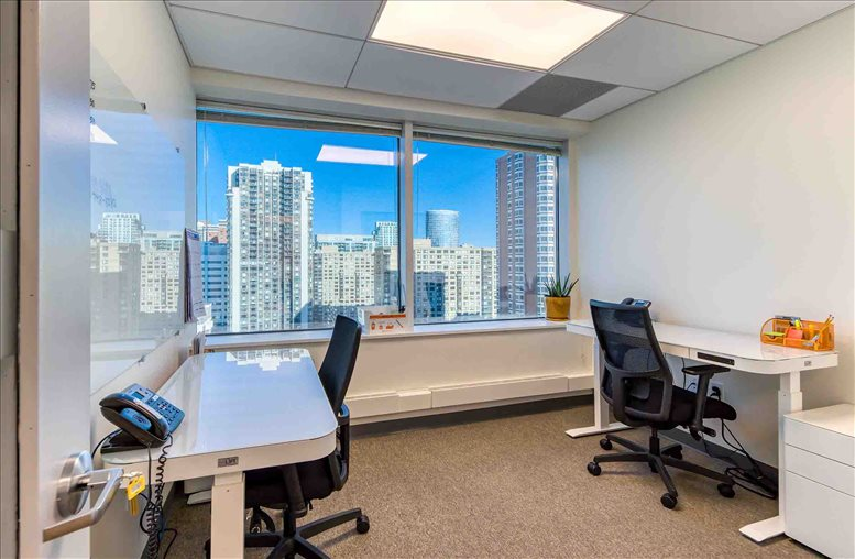 111 Town Square Pl, Newport Office Space - Jersey City
