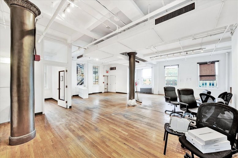 41 W 25th St, NoMad Office Images