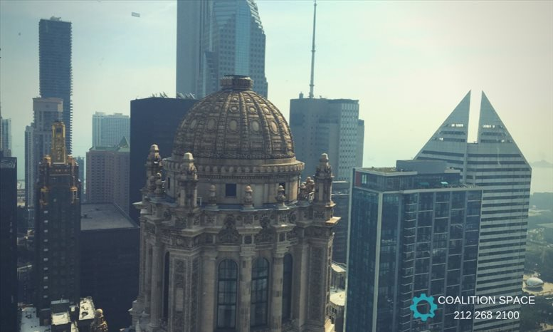 One East Wacker Drive/Kemper Building, 1 E Wacker Dr, Chicago Loop Office for Rent in Chicago