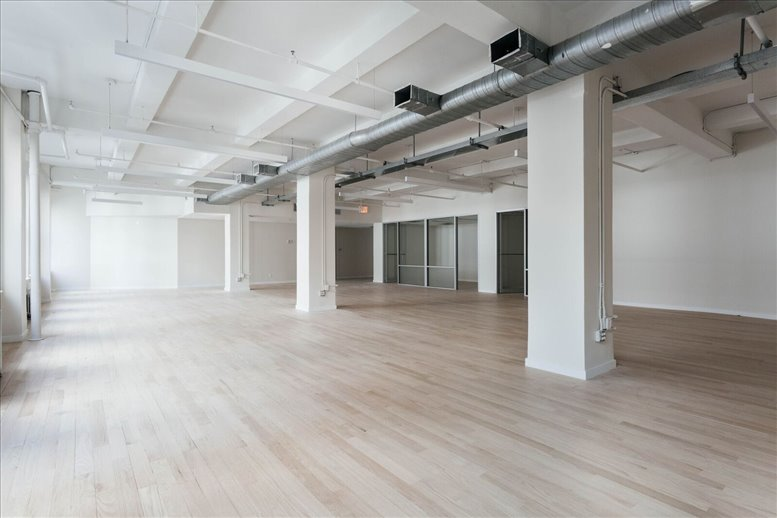 This is a photo of the office space available to rent on 115 W 30th St, Chelsea, Midtown