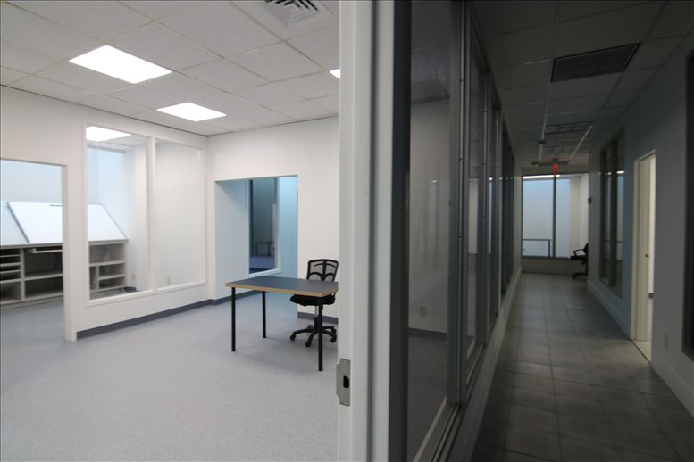 This is a photo of the office space available to rent on 13-15 37th Ave