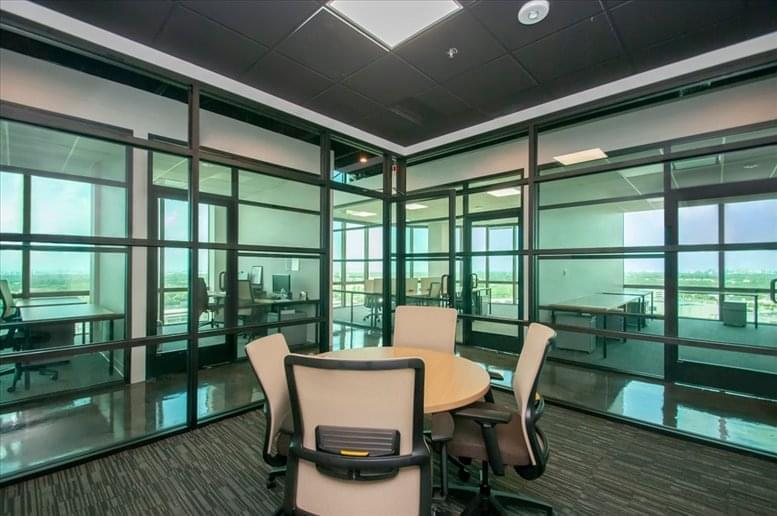 Campbell Centre North Tower, 8350 North Central Expressway Office Space - North Dallas
