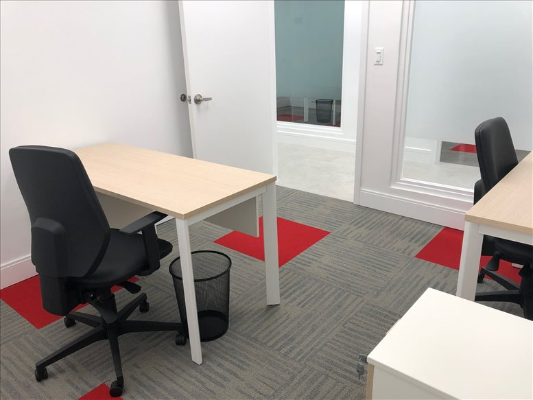 This is a photo of the office space available to rent on 1000 Brickell Ave, 11th Fl, Brickell