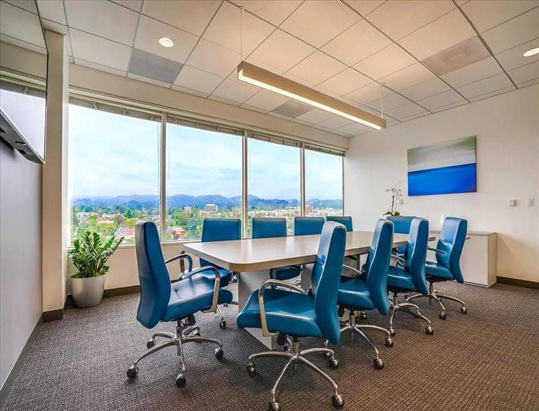 12121 Wilshire Blvd., Suite 810 Office for Rent in Brentwood