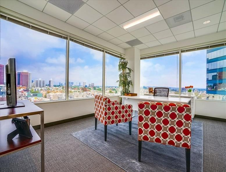 Picture of 12121 Wilshire Blvd., Suite 810 Office Space available in Brentwood