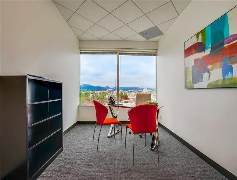 Photo of Office Space available to rent on 12121 Wilshire Blvd., Suite 810, Brentwood