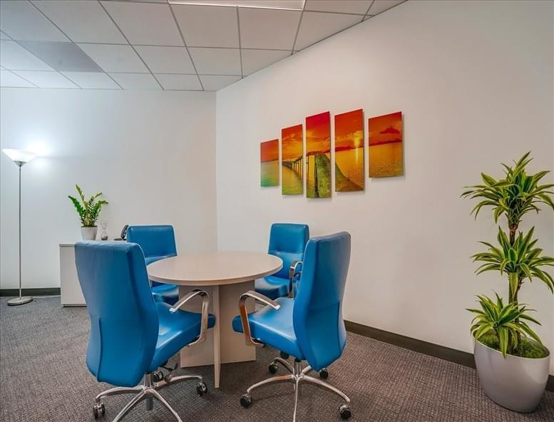 This is a photo of the office space available to rent on 12121 Wilshire Blvd., Suite 810