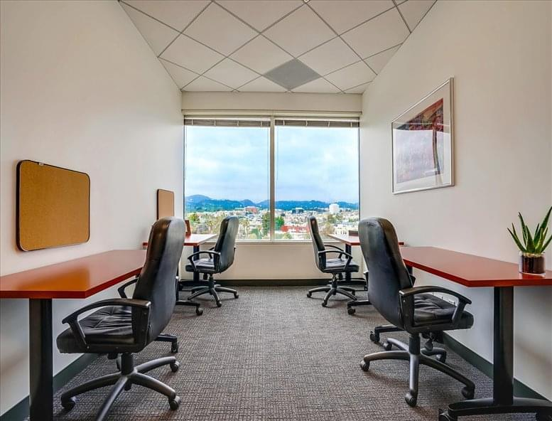 12121 Wilshire Blvd., Suite 810 Office Space - Brentwood