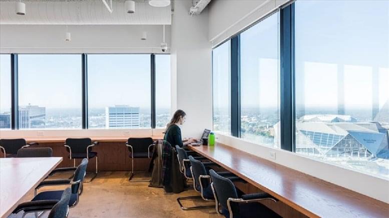 Centennial Tower, 101 Marietta St NW Office for Rent in Atlanta