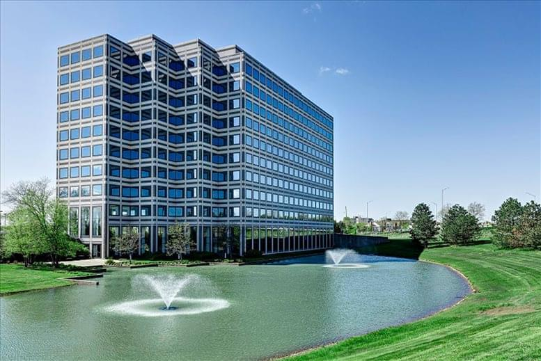 Chatham Center available for companies in Schaumburg