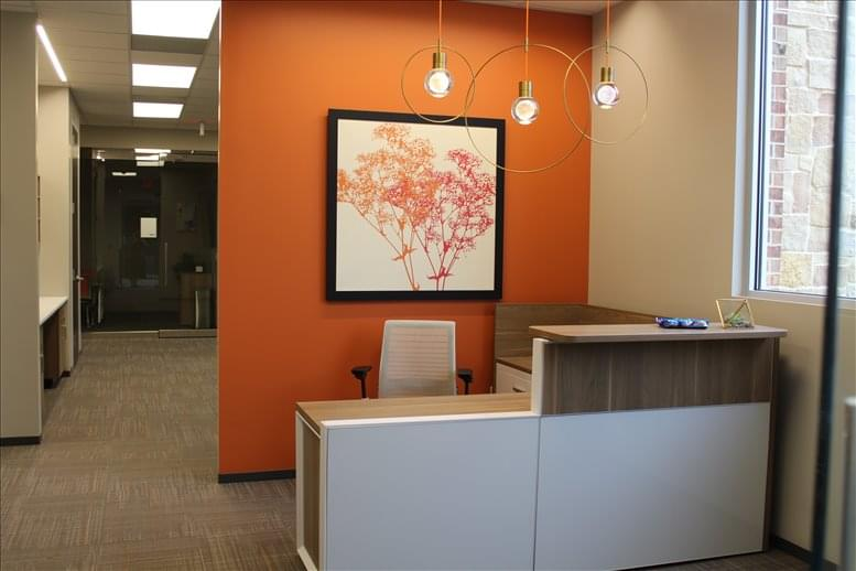 525 Woodland Square Blvd Office Space - The Woodlands