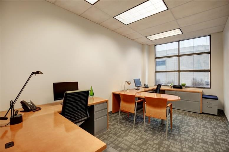 This is a photo of the office space available to rent on 355 S Teller St, Suite 200