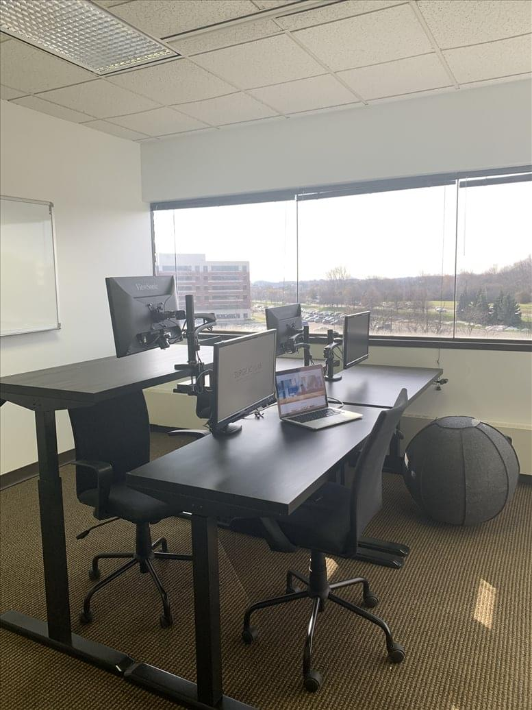 This is a photo of the office space available to rent on 901 Tower Dr