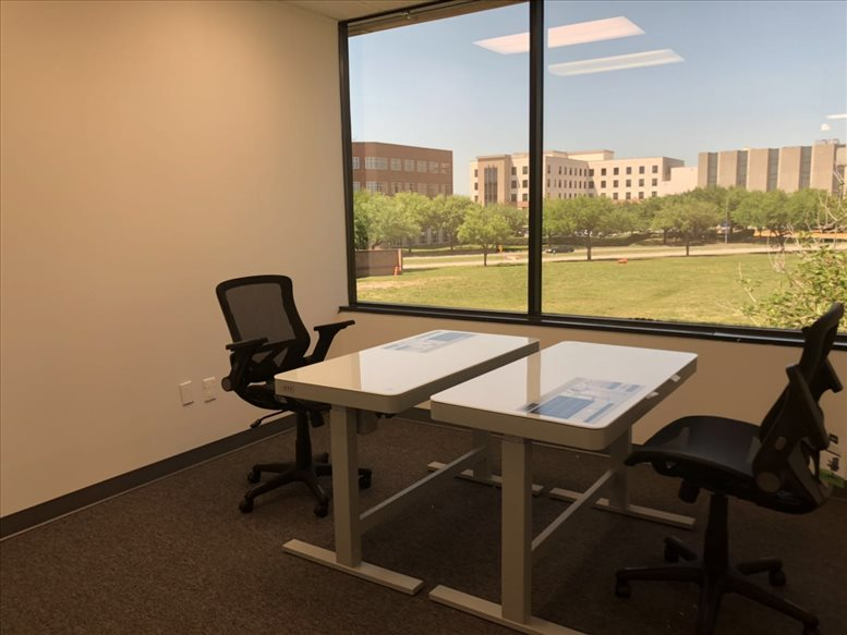 This is a photo of the office space available to rent on 7707 Fannin Street, Ste 200