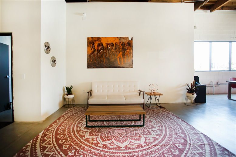 229 W 31st Street, Second Floor Office for Rent in Los Angeles