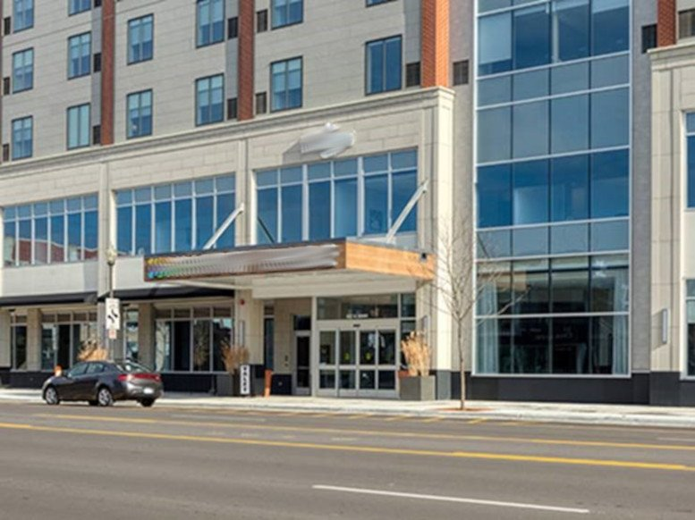 Picture of 400 N. Main, 1st & 2nd Floors Office Space available in Southfield