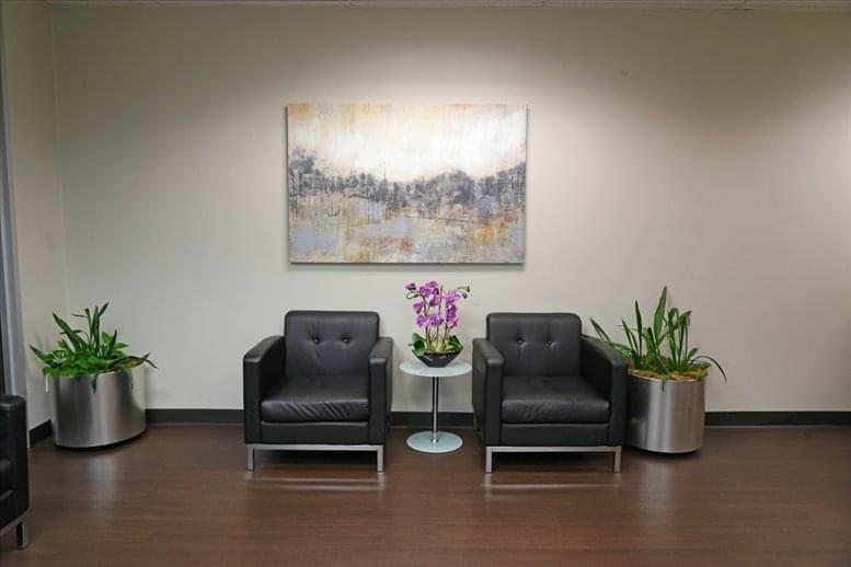 This is a photo of the office space available to rent on Preston Trail Atrium, 17330 Preston Rd