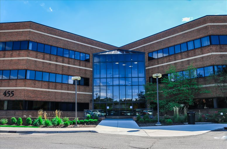 Photo of Office Space on 455 E Eisenhower Pkwy Ann Arbor