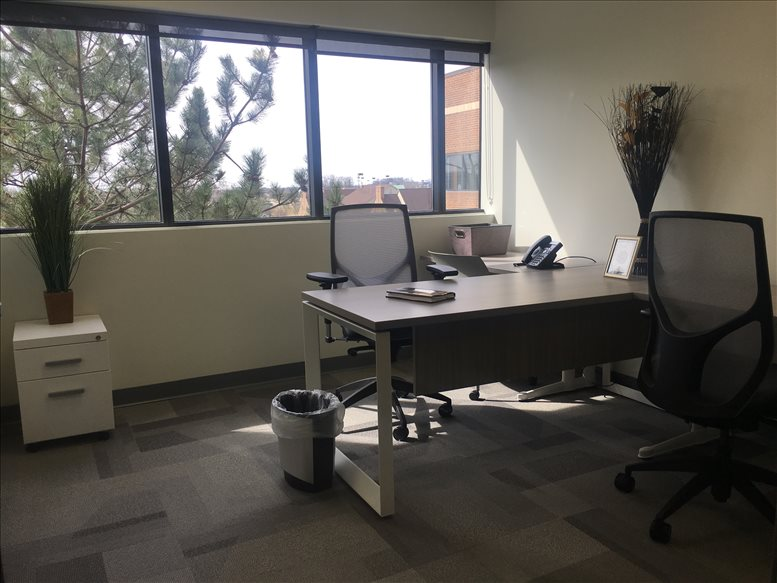 This is a photo of the office space available to rent on 455 E Eisenhower Pkwy