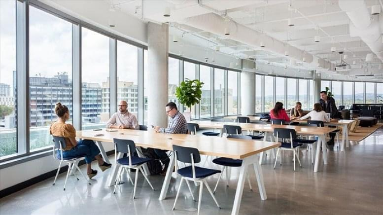 SXSW Center, 1400 Lavaca St, Downtown Office for Rent in Austin
