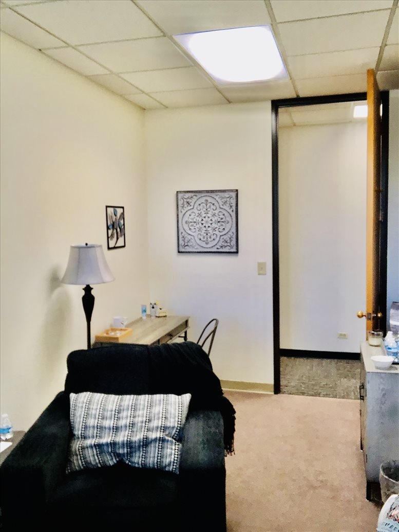 This is a photo of the office space available to rent on 7345 S Pierce St