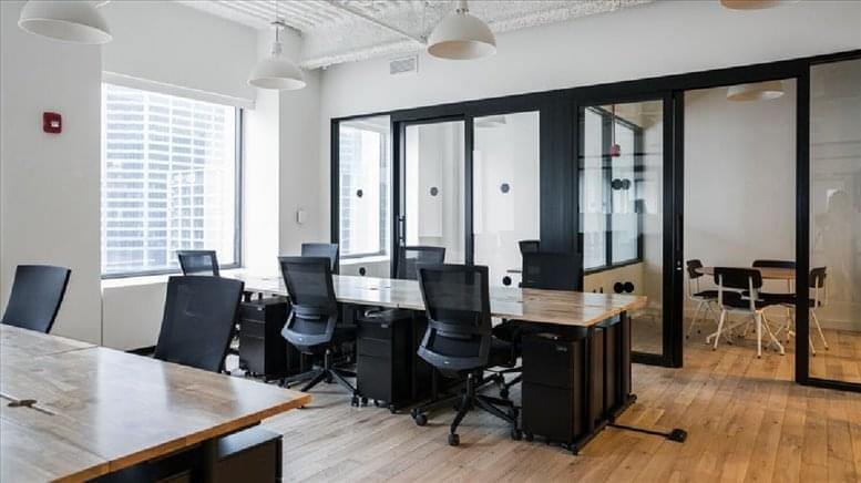 222 S Riverside Plaza, West Loop Office Space - Chicago