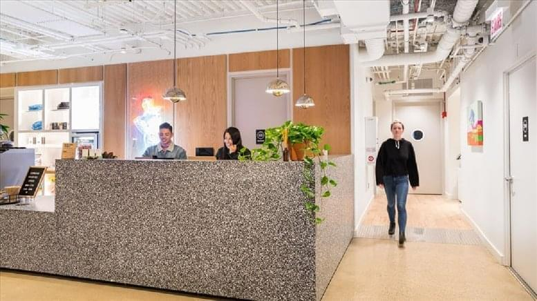 Photo of Office Space on 222 S Riverside Plaza, West Loop Chicago