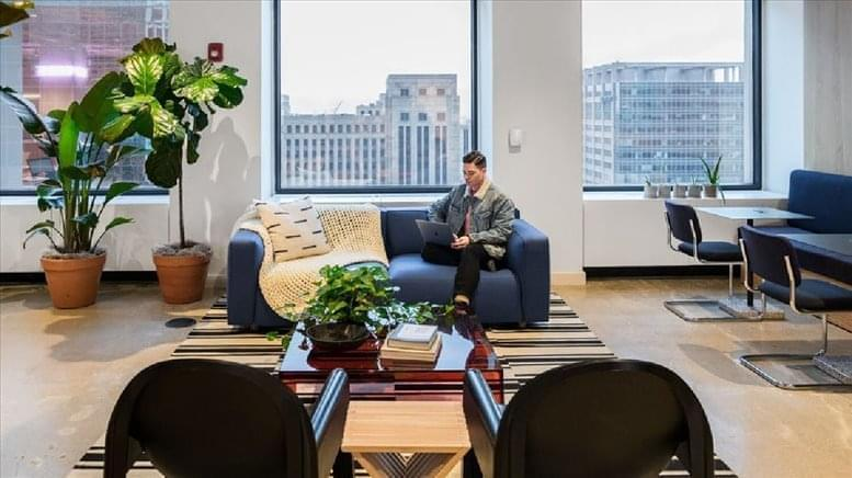 222 S Riverside Plaza, West Loop Office for Rent in Chicago