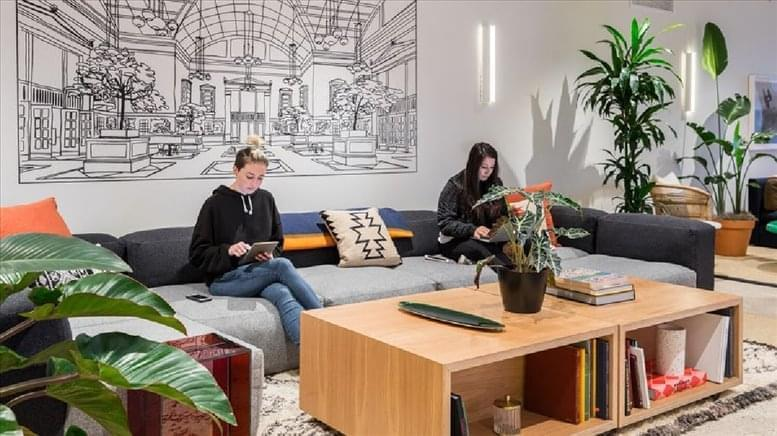 Picture of 222 S Riverside Plaza, West Loop Office Space available in Chicago