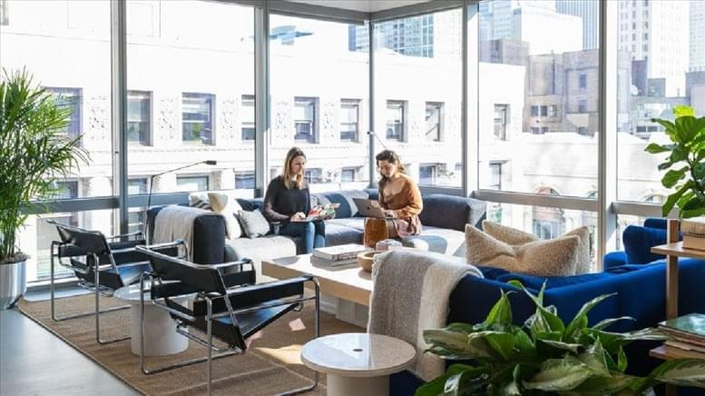 Office for Rent on One South Dearborn,  1 South Dearborn St Chicago