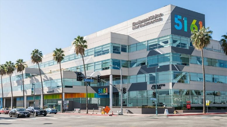 5161 Lankershim Blvd Office Space - Universal City